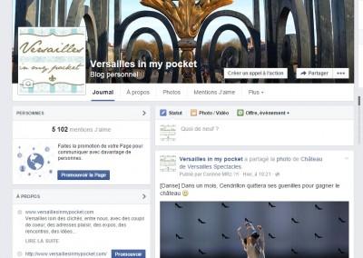 VIMP page Facebook