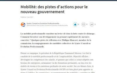 [Rédaction web] Mobilité : des pistes d'actions