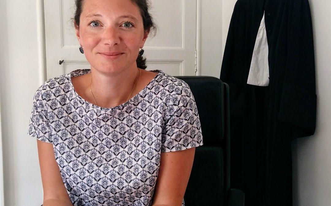 [Blogging] Claire, de l'université au barreau