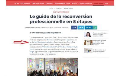 [Blogging] Les Nouveaux Audacieux dans EchoStart