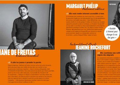 Portraits Fondation EDF 2