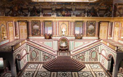 [Blogging] Expo «Visiteurs de Versailles»