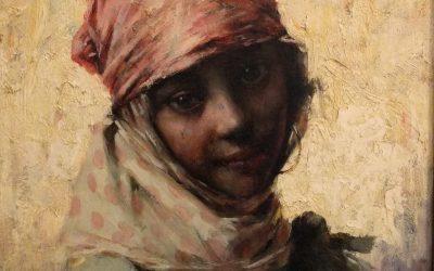 [Blogging] L'Orient de Georges Gasté au Musée Lambinet
