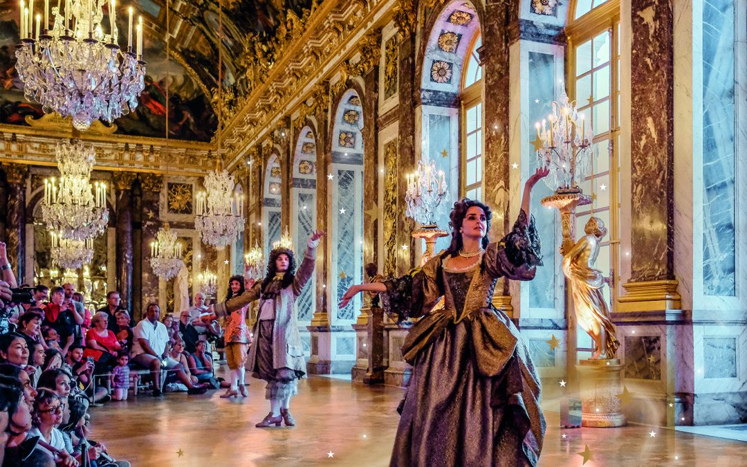 [Blogging] Noël au château de Versailles