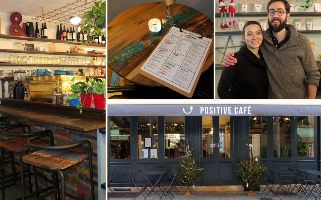 [Blogging] Positive Café, l'équilibre dans l'assiette
