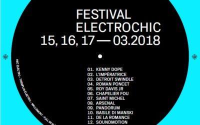 [Blogging] Versailles in my pocket partenaire d'Electrochic 2018