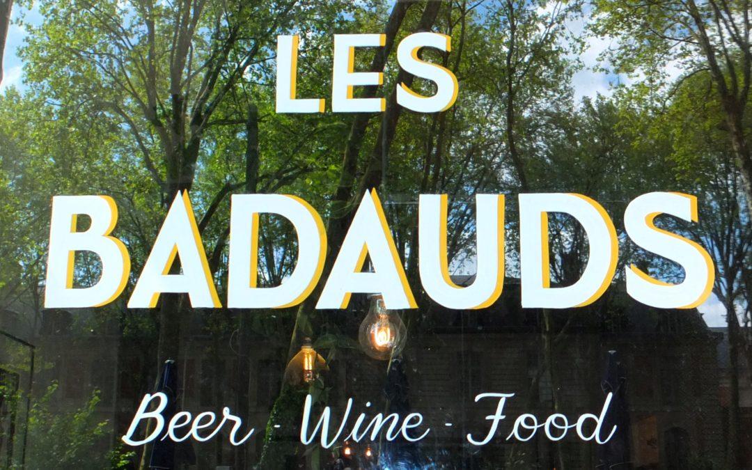 [Blogging] Un verre en terrasse aux Badauds