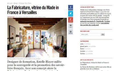 [Fierté] A la une sur le blog EYP de Libération