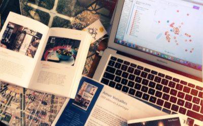 [Edition] Fière d'être co-auteure du guide «Aimer Versailles»