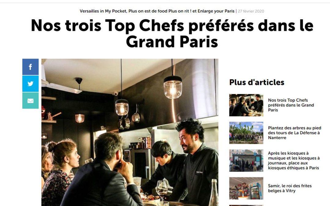 [Blogging] Contribution au site Enlarge your Paris