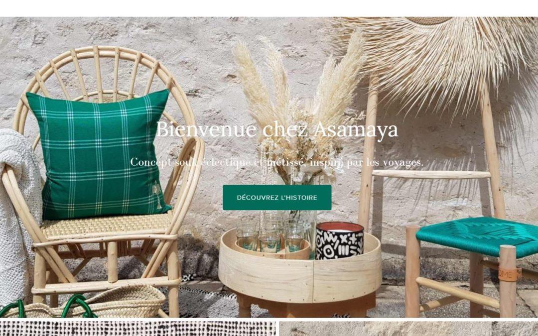 [Storytelling] Le site Asamaya est en ligne !