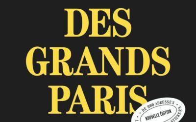 [Contribution] Guide des Grands Parisiens 2021