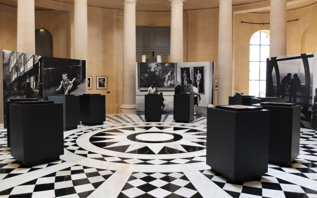 [Blogging] Expo WILLY RONIS EN RDA à Versailles