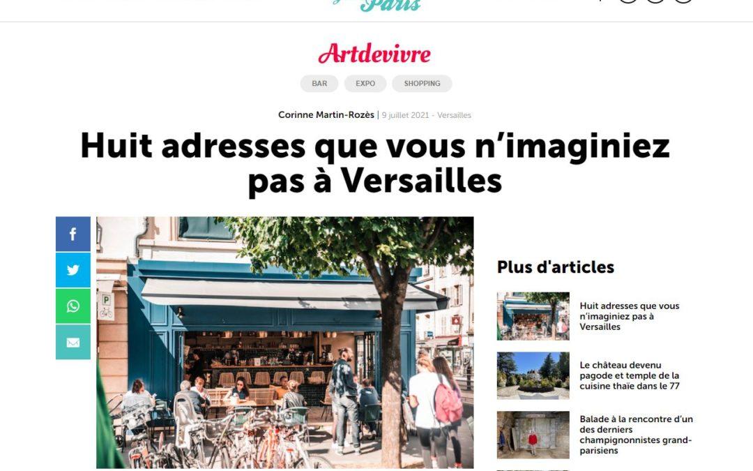 [Contribution] Nouvel article sur Enlarge your Paris